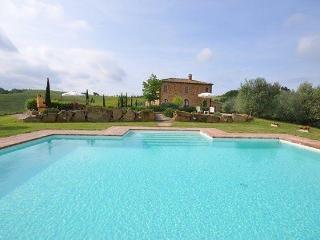 Villa in Montefollonico, Tuscany, Italy - Petroio vacation rentals