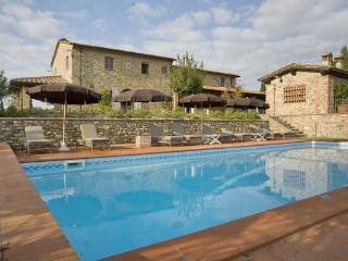 5 bedroom Villa in La Fornace, Tuscany, Italy : ref 2268249 - Chianni vacation rentals