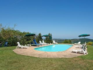 Sunny 6 bedroom Villa in Montaione with Internet Access - Montaione vacation rentals