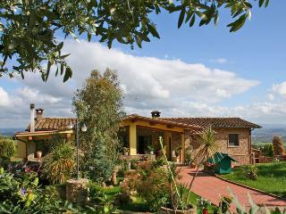 4 bedroom Villa in Capraia E Limite, Tuscany, Italy : ref 2269238 - San Giusto vacation rentals