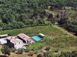Villa in Radicofani, Tuscany, Italy - Radicofani vacation rentals