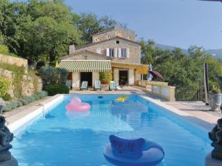 5 bedroom Villa in Cabris, Alpes Maritimes, France : ref 2279713 - Cabris vacation rentals