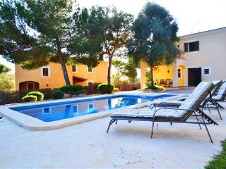 Villa in LLucmajor, Mallorca, LLucmajor, Mallorca - Cala Pi vacation rentals