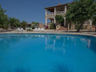 5 bedroom Villa in Son Carrio, Mallorca, Mallorca : ref 2284917 - Sa Coma vacation rentals