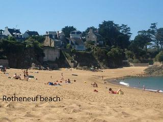 3 bedroom Villa in Saint Malo, Brittany, France : ref 2291533 - Saint-Coulomb vacation rentals