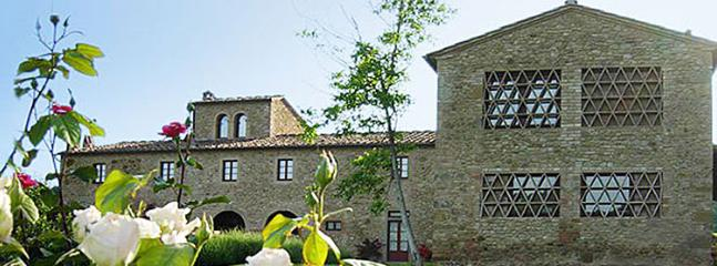 8 bedroom Villa in Florence, Close to Certaldo and San Gimignano, Tuscany - Image 1 - San Donnino - rentals