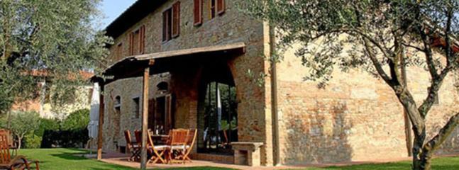 5 bedroom Villa in Florence, Near San Gimignano, Tuscany, Italy : ref 2292372 - Image 1 - Ulignano - rentals