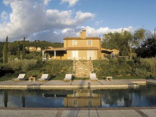 7 bedroom Villa in San Casciano Dei Bagni, Val D orcia, Tuscany, Italy : ref - San Casciano dei Bagni vacation rentals