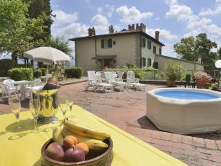 8 bedroom Villa in Borgo San Lorenzo, Mugello, Tuscany, Italy : ref 2293478 - Piazzano vacation rentals