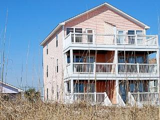 Coral Cottage-Gorgeous 3 Bedroom Oceanfront - Carolina Beach vacation rentals