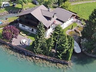 4 bedroom Villa in Brienz, Bernese Oberland, Switzerland : ref 2295235 - Brienz vacation rentals