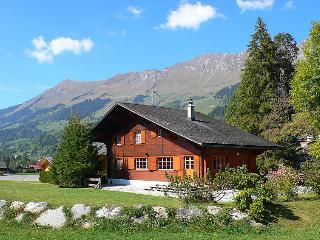 6 bedroom Villa in Les Diablerets, Alpes Vaudoises, Switzerland : ref 2296316 - Les Diablerets vacation rentals