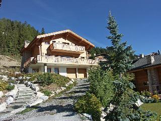 5 bedroom Villa in Anzere, Valais, Switzerland : ref 2296930 - Anzere vacation rentals