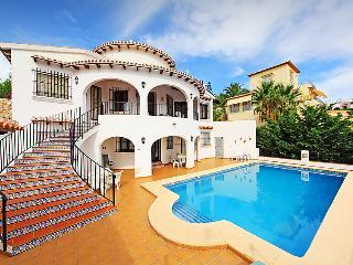 5 bedroom Villa in Pego, Costa Blanca, Spain : ref 2085185 - Pego vacation rentals