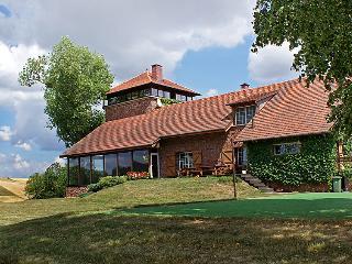 Villa in Wielkie Lezno, Mazury, Poland - Wielkie Lezno vacation rentals