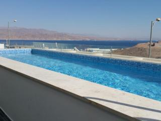 Penthouse with private pool and stunning view - Eilat vacation rentals