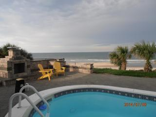 Ocean Front Luxury Home Sleeps 10 - Daytona Beach vacation rentals