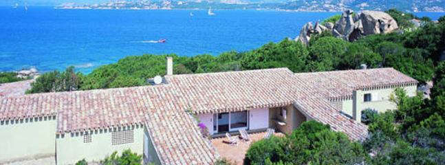 5 bedroom Villa in Capo D`Orso, Sardinia, Italy : ref 2307823 - Image 1 - Palau - rentals