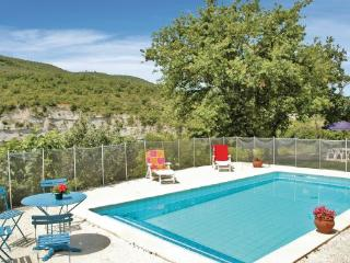 3 bedroom Villa in Saint Thome, Provence drOme ardEche, Ardeche, France : ref - Lablachere vacation rentals