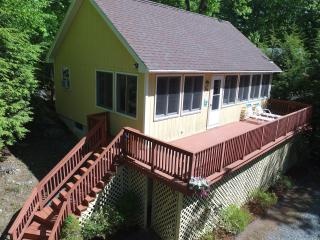 Open Concept Living on Paugus Bay at Lake Winnipes - Weirs Beach vacation rentals