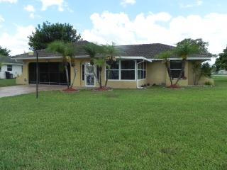 Villa Monica: Florida Pool-Home/Good Neighborhood - Lehigh Acres vacation rentals