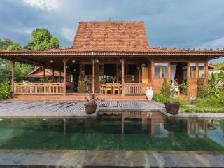 3bd Gorgeous Teak Villa in Ubud - Ubud vacation rentals