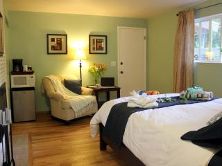 Centrally located, artsy room w/ garden & parking - Bellevue vacation rentals