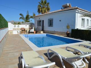 Beautiful 4 bedrooms villa with pool , A/C, wifi. - Torrox vacation rentals