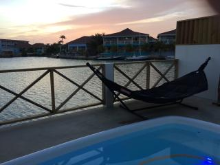 Luxurious waterfront villa with private dock - Kralendijk vacation rentals