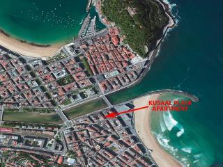Kursaal Playa La Zurriola - Iberorent Apartments - San Sebastian - Donostia vacation rentals