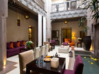 Chic and cosy authentic riad of the Mellah - Marrakech vacation rentals