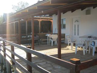Nice Cottage with Water Views and Waterfront - Ada Bojana vacation rentals