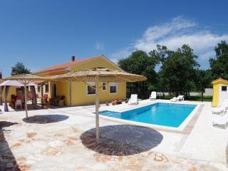 Holiday house with 4 bedrooms and private pool - Svetvincenat vacation rentals