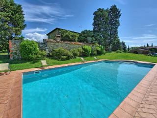 Villa Sodi with private pool and aircon in Chianti - Staggia vacation rentals