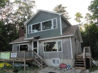 Lake House on Georges Pond Awesome Views - Franklin vacation rentals
