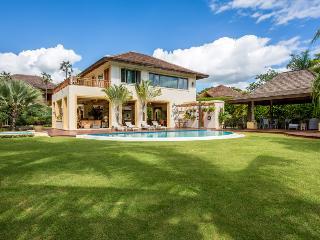 Casa de Campo 4407-Beautiful 5 bedroom villa with pool - perfect for families and groups - La Romana vacation rentals