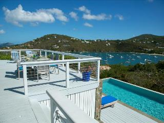 Blue Skies at Great Cruz Bay, St. John - Short Stroll to Beach, Easy Access and Total Privacy - Great Cruz Bay vacation rentals