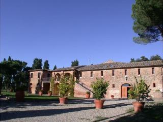 Villa in Siena, Tuscany, Italy - Lucignano d'Arbia vacation rentals