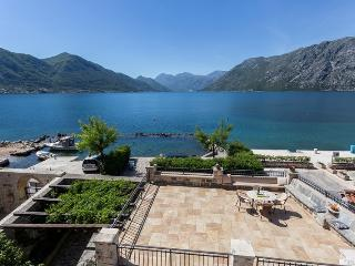 Seafront villa in for rent in Kotor, Montenegro - Perast vacation rentals