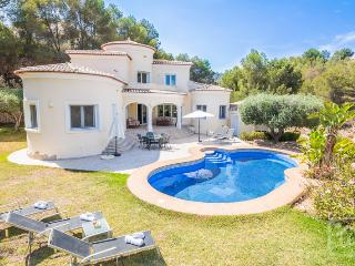 Villa in Benissa, Costa Blanca, Spain - La Llobella vacation rentals