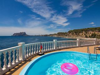 5 bedroom Villa in Benissa, Costa Blanca, Moraira, Spain : ref 2031795 - La Llobella vacation rentals