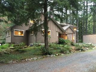 03MBH Large Cabin near Mt. Baker with River Access - Glacier vacation rentals