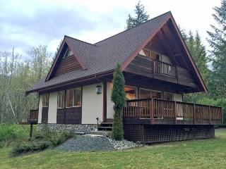 54MBR Mt. Baker Cabin with a Jetted Tub and WiFi - Glacier vacation rentals