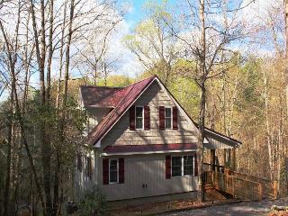 Cottage Set In A Wooded Setting with WiFi and Mountain Views! - Lansing vacation rentals