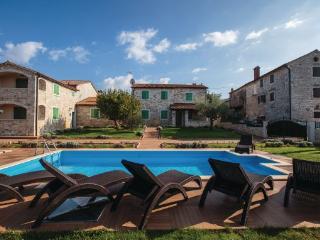 7 bedroom Villa in Visnjan, Istria, Croatia : ref 2044582 - Markovac vacation rentals