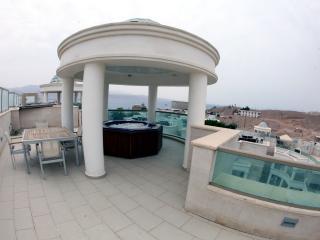 Penthouse,stunning view overlooking sea - Eilat vacation rentals