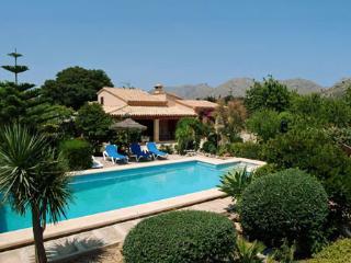 3 bedroom Villa in Pollenca, Mallorca : ref 2093372 - Cala San Vincente vacation rentals