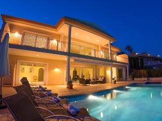 Villa in Moraira, Costa Blanca, Spain - La Llobella vacation rentals