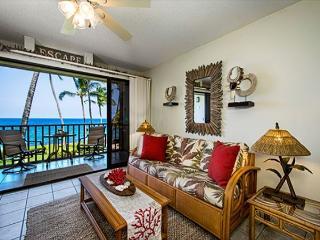 Kona Isle E23 DIRECT OCEAN FRONT, Wifi, 2nd floor, Gorgeous 1/1 - Kailua-Kona vacation rentals