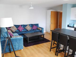 Brand New 2 bedroom holiday apartment - Troon vacation rentals